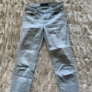 J Brand High Rise Skinny Jeans - Size 26